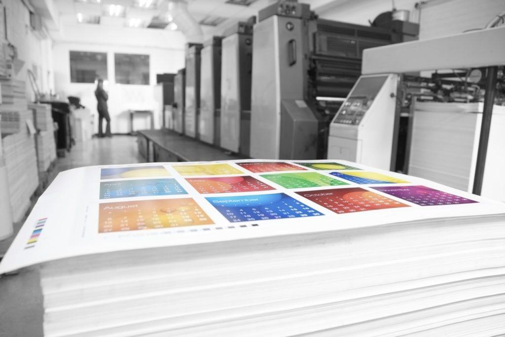Оперативная цифровая печать: особенности и технология