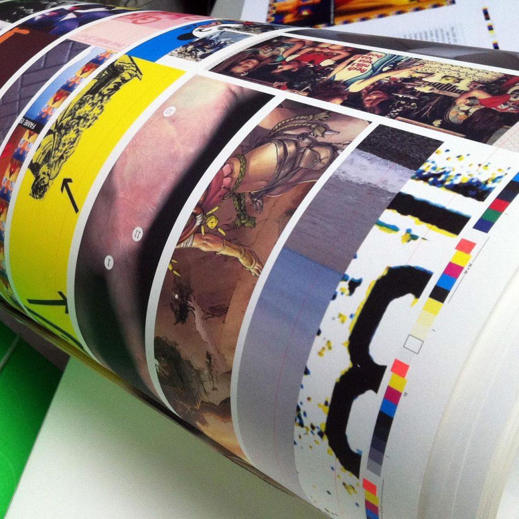 Современная офсетная печать: особенности и преимущества